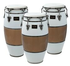 Tycoon Percussion Signature Heritage Cafe Con Lech Conga Set