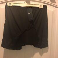 Men's 3D Sportneer Padded Cycling Shorts - Black - Size L - Poly/Spandex (NEW)