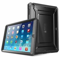 For iPad Air Case, SUPCASE Defense Rugged Protective Cover with Screen Protector