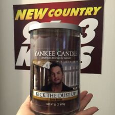 "Yankee Candle - Luke Bryan ""Kick The Dust Up"" - Only 50 Made"