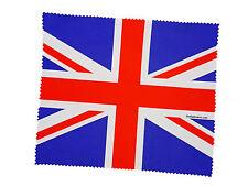 Premium Qualità Microfibra goopticians Union Jack lente per le pulizie