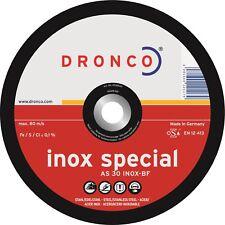 Schruppscheibe 100 x 6 x 16 , AS 30 S INOX, für Edelstahl, Trennscheiben
