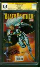 X Men 16 CGC 9.4 SS Black Panther Jim Lee Storm Trading Card Variant 9/2017