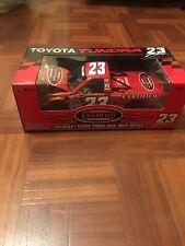 #23 Johnny Benson Toyota Tundra Race Truck Replica Certified 1:24 Diecast