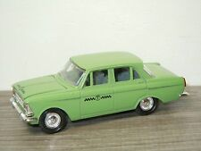 Moskvitch 412 Saloon - Made in USSR 1:43 *30956