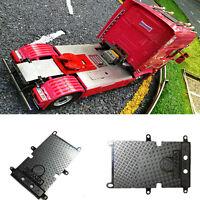 Metall Anti-Rutsch Platte für Tamiya 1/14 Trailer Truck 470 620 56318 56327 RC