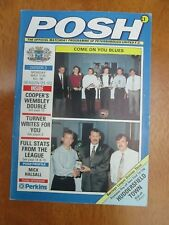Peterborough Utd v Huddersfield Town - Div 3 play-off Semi-Final 1st Leg - 1992