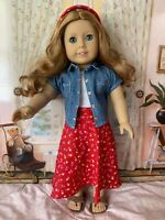 American Girl, Girl of Today #22, P.C. Play/Picnic Outfit, EUC