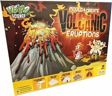 Kinder Ausbrechende Vulkan Eruption Set Science Experiment Modell R09-002718