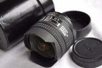 Nikon AF Fisheye Nikkor 16mm 1:2,8 D,  top!!