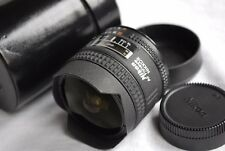 Nikon AF Fisheye NIKKOR 16mm 1:2,8 D, TOP!!!