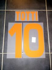 FLOCAGE OFFICIEL (STILSCREEN) - AS ROMA - TOTTI #10