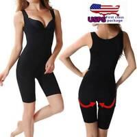 Women Waist Cincher Full Body Compression Garment Shaper Slim Shapewear BodySuit