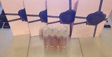 4 x Viktor & Rolf Flowerbomb  Eau de Parfum EDP Samples 1.2 ml each
