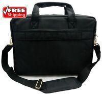 Laptop Case Notebook Computer Bag Shoulder Carrying Messenger Carry UP 17.3 Inch