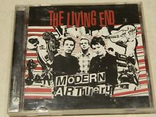 The Living End Modern Artillery CD