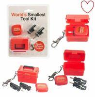 Novelty Worlds Smallest Tool Set Kit Gift Secret Santa Joke