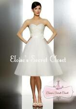 Polyester Ball Gown/Duchess Strapless Wedding Dresses