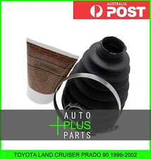 Fits TOYOTA LAND CRUISER PRADO 90 1996-2002 Boot Outer Cv Joint Kit 90.2X123X31
