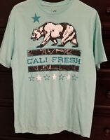 California  bear Republic State T-Shirt Cali