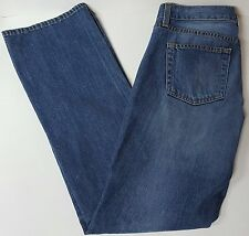 NWT J Crew Women's Boot Cut Jeans 28R Stretch Medium Was $115 Made in USA NEW