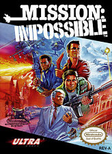 Mission: Impossible (NES) 1990