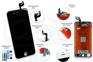 iPhone 6s Black LCD Screen Replacement *Life time Guarantee*