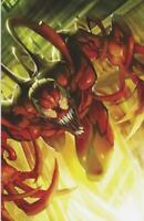 Marvel Web of Venom Cult of Carnage #1 Joshua Cassara Battlelines Comics Elite