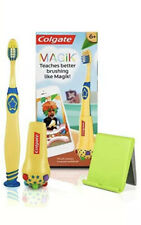 Colgate Magik Manual Toothbrush Kit Teaches Better Brushing Like Magik Brush 6+