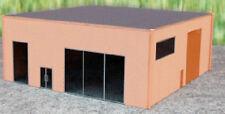 HO Promotex 6326 Modern Tilt-Up Dealership Building Kit - Sand