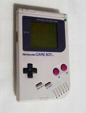 Original Nintendo Game Boy Gameboy Classic | Farbe grau (Zustand AKZEPTABEL)