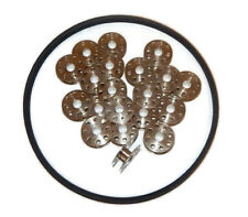 20 Bobbins + 1 Belt For Singer Featherweight Sewing Machine 221 222 301