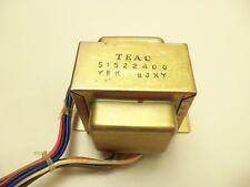 TEAC X-3 MKII REEL PARTS - power transformer  51522400