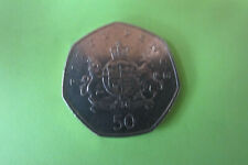 50p coin Christopher  Ironside Free Postage 2013