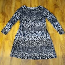 BODEN LADIES GORGEOUS MIA JERSEY TUNIC DRESS WO096 UK 16L. Excellent condition.