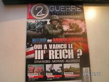 ** 2 ème Guerre Mondiale n°63 Alliés ou Armée Rouge Qui a vaincu le IIIe Reich
