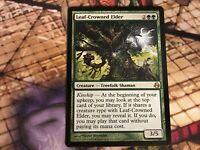 MtG: x1 Leaf-Crowned Elder Morningtide - Magic the Gathering