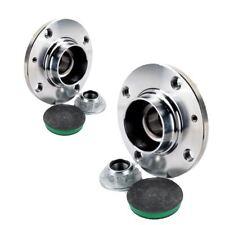 For Seat Arosa 1999-2004 Rear Hub Wheel Bearing Kits Pair Inc ABS Ring