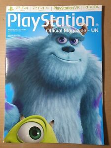 PlayStation Official Magazine April 2018 #147 Subscriber (370) Kingdom Hearts 3