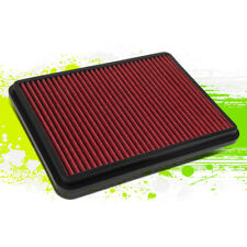 WASHABLE DROP IN PANEL PERFORMANCE AIR FILTER RED FOR 4RUNNER/TUNDRA/GX470 4.7L