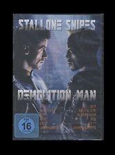 DVD DEMOLITION MAN - Action mit SYLVESTER STALLONE + WESLEY SNIPES *** NEU ***