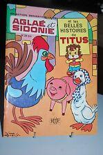 AGLAE ET SIDONIE N°38 bis et les belles histoires de Titus