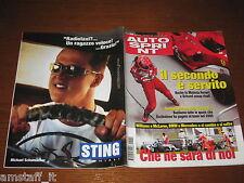 AUTOSPRINT 2004/12=GP F1 MALESIA=MICHAEL SCHUMACHER=RALLY CIOCCO=ASTON MARTIN DB