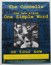 """THE CONNELLS """"One Simple Word"""" PROMO Poster 22""""x28"""""""