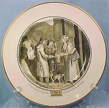 Adams Cries of London Luncheon Plate A New Love Song Transferware Vintage