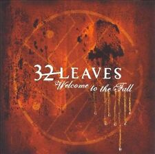 Audio CD: Welcome to the Fall, 32 LEAVES. New Cond. Enhanced. 820997300224
