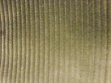 Cotton Corduroy Fabric Light Olive Green - 110cm Wide off the roll - New by Dcf