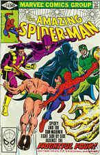 Amazing Spiderman # 214 (USA,1981)