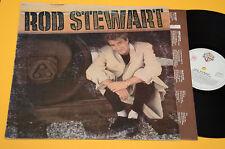 ROD STEWART LP EVERY BEAT OF MY HEART ORIG ITALY 1986 EX