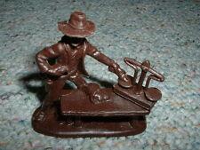 Atlantic 1/32  Gold Rush set - Prospector weighing gold Lot 2
